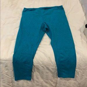 Zella leggings (Nordstrom brand)